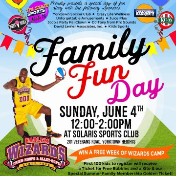 Join The Wizards For Family Fun Day in Yorktown Heights, NY